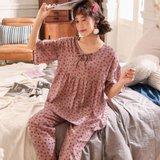 모스트2071 주드베리 여성 잠옷 홈웨어 세트 (2color)