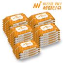 [TV홈쇼핑정품] 미라클워터 세정티슈 23팩 (80매/총1840매) /무방부제
