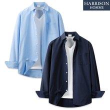 [해리슨] 596 옥스포드 포켓 셔츠 JIM1143