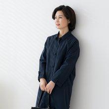 엄마옷 마담4060 투베이직바바리점퍼-ZJP002005-