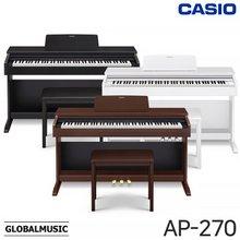 카시오 디지털피아노 셀비아노 AP-270