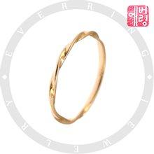 18k 심플 디자인 반지 4종 택1_r881