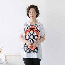 마담4060 엄마옷 언제나맑음티셔츠 QATE903002