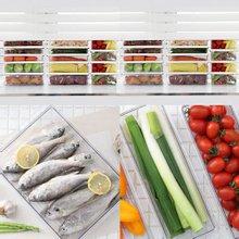 [창신리빙] 냉장고정리 확장형C세트+소분용기 세트