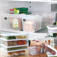 [창신리빙] 냉장고정리 소분용기 확장형 풀세트