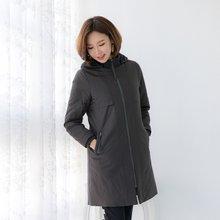 마담4060 엄마옷 시보리후드점퍼-ZJP912029-