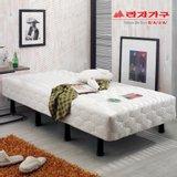 [라자가구]맨시티N 일체형 침대 900싱글S