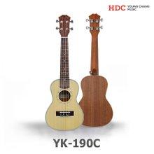 영창 우쿨렐레 YK-190C/콘서트형/교육용/우쿠렐레