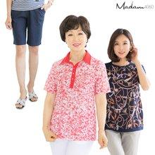 마담4060 엄마옷 여름 팬츠,가디건,티셔츠 균일가!