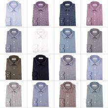 [VACCI , WINALL]  긴소매슬림핏&일반핏 / 반소매슬림핏 셔츠 1+1
