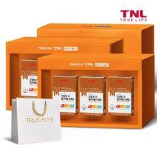 트루앤라이프 [쇼핑백증정] 7종 복합기능성 건강한 간 밀크씨슬PTP 3개입 선물세트 x 2세트