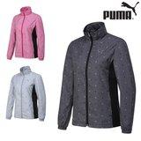 푸마 FW 스트레치 바람막이 여성 자켓 923462 골프웨어 골프용품 필드용품 PUMA
