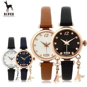 [블랙마틴싯봉]403 Eiffel charm watches(BKL1512L_GAVD403)