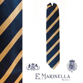 [E.MARINELLA] 이태리 직수입 명품 마리넬라 모던 스트라이프 고급넥타이 6종 택1