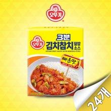 [오뚜기] 3분 김치 참치 덮밥 소스 150g x 24개