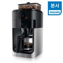 PHILIPS 필립스 그라인드 앱 드립 HD7761 (원두그라인더 내장+커피메이커, 분쇄 단계조절기)