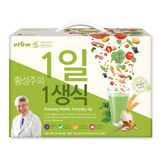 이롬황성주 1일1생식 16주(112포)+전동쉐이커