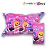 [광천김] 핑크퐁 키즈김 도시락김 4g x 9봉