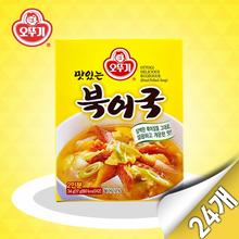 [오뚜기] 오뚜기 맛있는 북어국(17gx2개)*12입