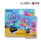 [광천김] 핑크퐁 무조미 키즈김 1.5g x 10봉