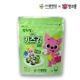 [광천김] 핑크퐁 키즈김자반 40g