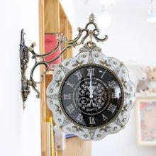 플라워 양면시계 HSB-202