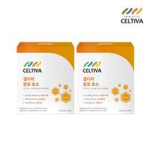 셀티바 발효 효소 2박스 (3g x 60포)