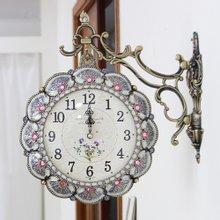 부채꼴 양면시계 HSB-201