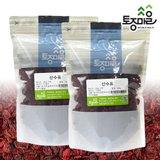 [토종마을]국산 산수유300g X 2개(600g)
