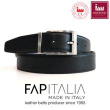 이태리 직수입 명품 팝이탈리아 니켈 사피아노 다비드 벨트 35MM  ART.5820