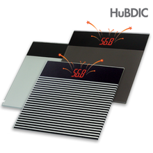 휴비딕 매직LCD 디지털 체중계 HUS-302 /몸매관리/다이어트/180kg/