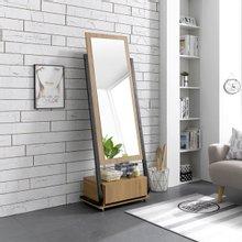 라디앙 파티션 키높은 대형전신거울600
