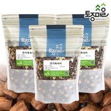 [토종마을]베트남산 연자육(연꽃씨속씨)600g X 3개(1800g)