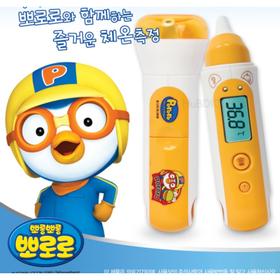 휴비딕 정품 뽀로로멀티 PS-200 귀/이마 겸용 체온계 / 생활온도측정/귀체온계/이마체온계