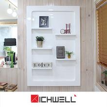 2013 신상품[리치웰]리베라 벽걸이 장식장(중)