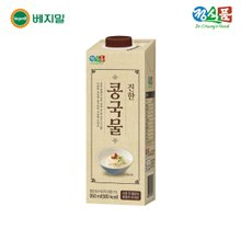 [정식품]진한 콩국물 950ml × 12팩