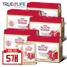 트루앤라이프 프라임 석류 100 스페셜 x 5박스 (150포)