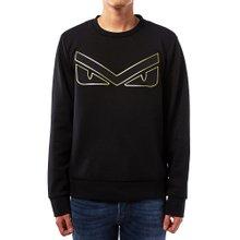 [펜디] 백버그 몬스터 FAF535 A54Z F0GME 남자 긴팔 맨투맨 티셔츠