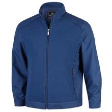 [파파브로]남성 국산 카라 집업 캐주얼 점퍼 NGD-A8-1164-블루