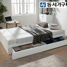 ★단독특가★ [동서가구]useful-CR 수납SS 독립매트 침대 DFAC5200