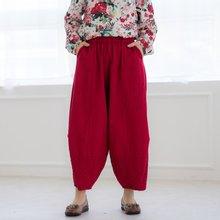 마담4060 엄마옷 항아리핏생활한복하의 ZKC002008