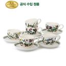 [포트메리온]보타닉가든 커피잔(T) 6인조 12p