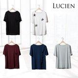 루시앙 스텔라 린넨 티셔츠 (SD07658)
