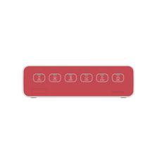 박스탭 전선정리 멀티탭-USB충전용(개별버튼)AB520