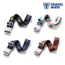 [Travel Mate] 뉴욕시티 트랜싯 캐리어벨트 4종