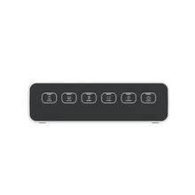 박스탭 전선정리 멀티탭-기본형(개별버튼)AB500