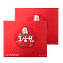 [정관장] 홍삼원 50ml*60포*2박스/쇼핑백증정
