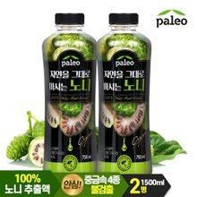 팔레오 자연그대로 마시는 노니주스 750ml 2병 / 홈쇼핑상품