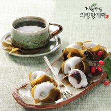[자연의령망개떡]경남의령 명물 자연한잎 의령망개떡(30gx4개x8팩)/32개입