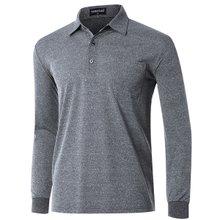[파파브로]남성 국산 인견 줄무늬 카라 티셔츠 TH-A9-164-그레이